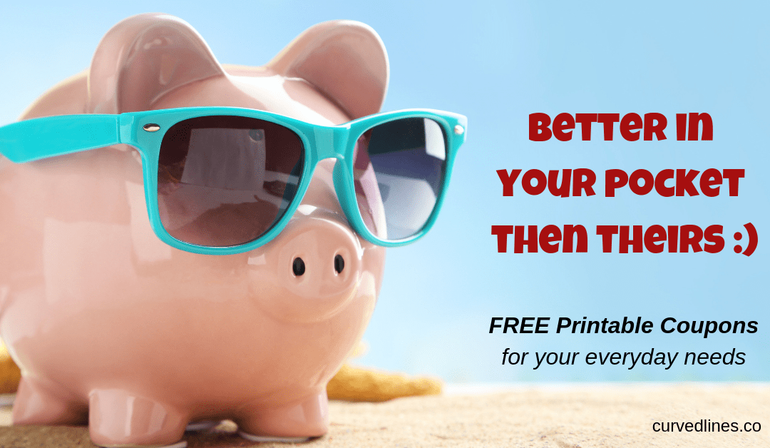 image relating to Goody Printable Coupons named Free of charge Printable Coupon Goodies\